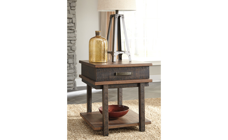 T892-3 STANAH RECTANGULAR END TABLE/STANAH