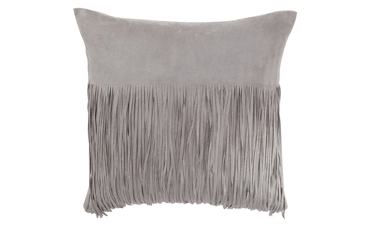 A1000825 LISSETTE PILLOW (4/CS)/LISSETTE/GRAY