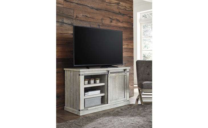 W755-28 CARYNHURST MEDIUM TV STAND/CARYNHURST