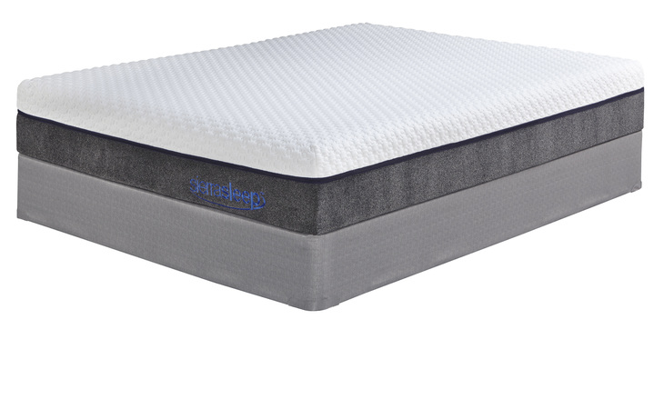 M82641 MYGEL HYBRID 1100 KING MATTRESS