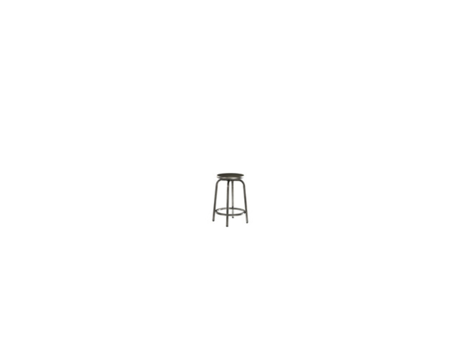 D560-124 HATTNEY SWIVEL BARSTOOL (2 CN)