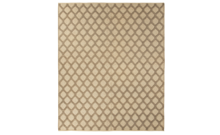 R400261 BAEGAN LARGE RUG/BAEGAN/NATURAL