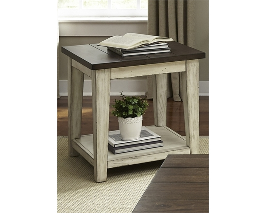 612-OT1020 Lancaster END TABLE