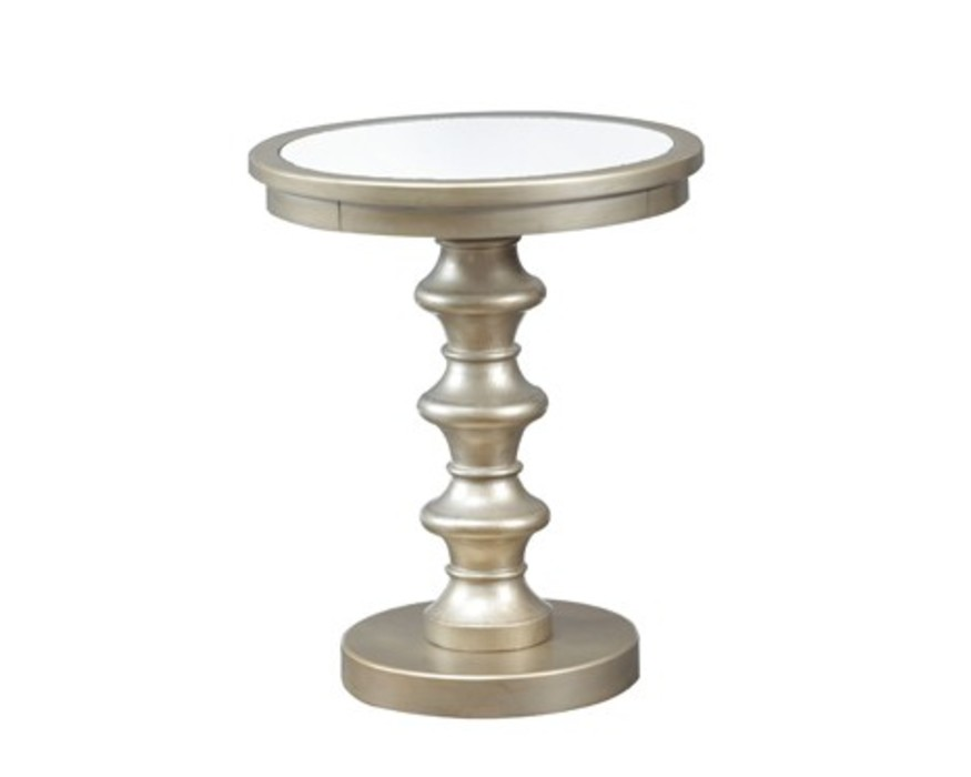 15A8168GL  AXEL GLAMOUR ACCENT TABLE