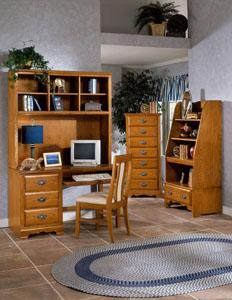 Desk/comp Desk/light Cherry/wood