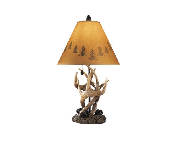 Poly Table Lamp (2/cn) Derek Signature