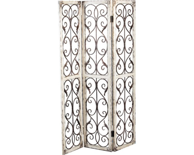 HINSON WOOD IRON SCREEN