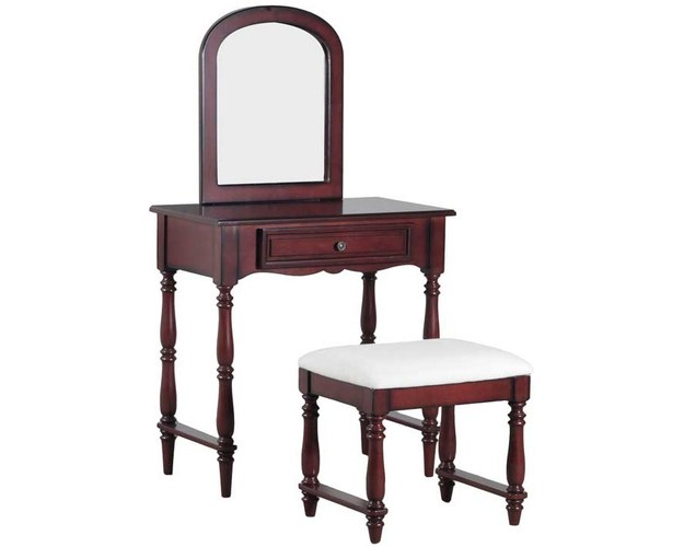 CHADWICK VANITY WITH STOOL