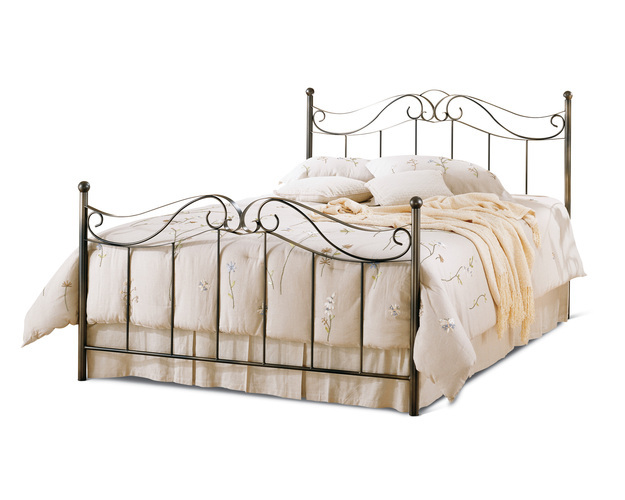 Cecilia Bed (with Versatile Mattress Support)