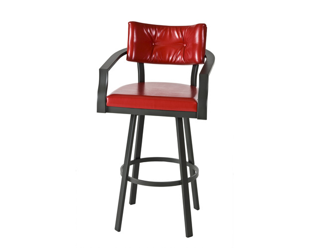 Metal Counter Stools Canada Hillsdale Pompei 24 Inch