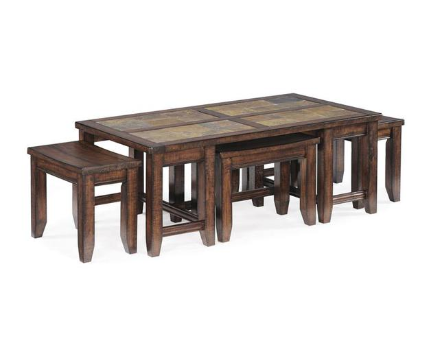 T1810 - ALLISTER SQUARE ACCENT TABLE