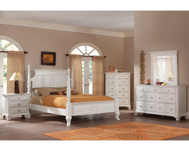 KING HEADBOARD WHITE