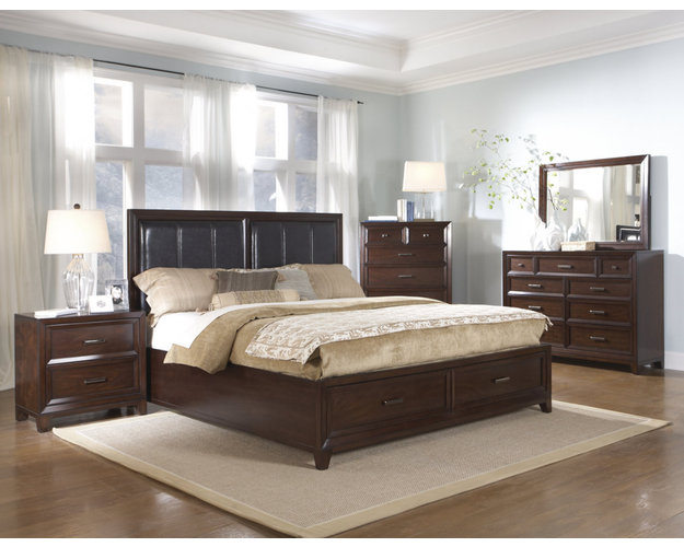 FAIRVIEW KING HEADBOARD