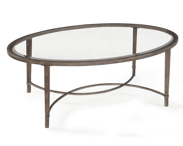 T2114 - COPIA DEMILUNE SOFA TABLE