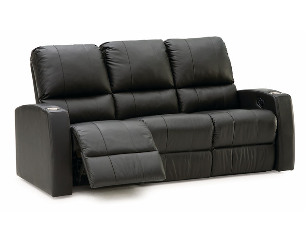 PACIFICO SOFA RECLINER (3-RECLINING MECHS)*LTHR-0
