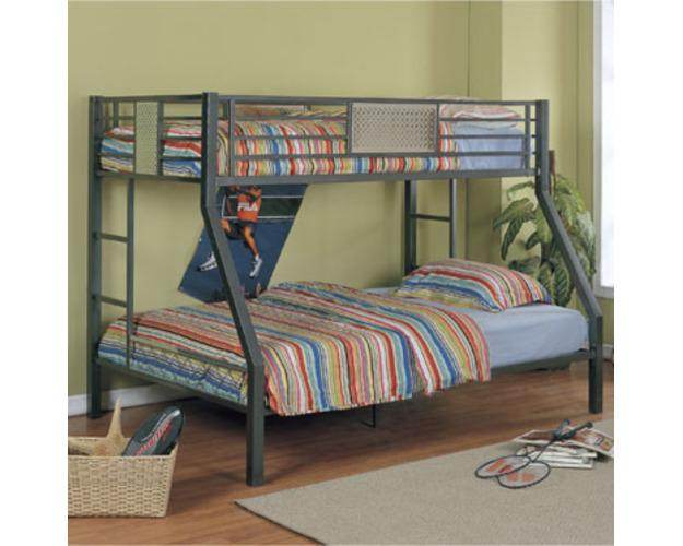 Monster Bedroom® Twin/full Bunk Bed