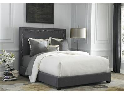 QUEEN PANEL BED SET
