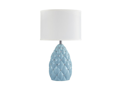 CERAMIC TABLE LAMP (1/CN) SOSIE SIGNATURE
