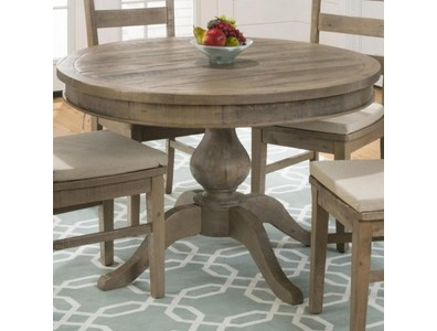ROUND TO OVAL DINING TOP