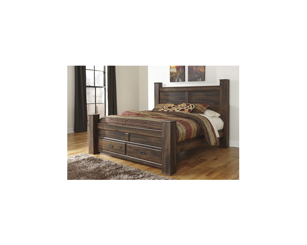 King Footboard