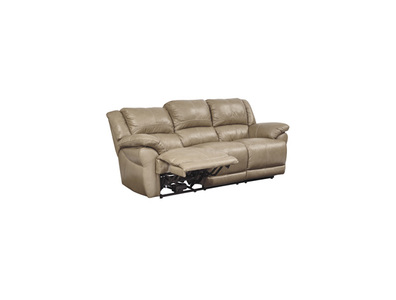 RECLINING POWER SOFA LENORIS SIGNATURE