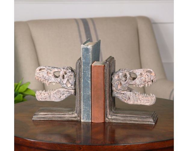 DINOSAUR, BOOKENDS, S/2
