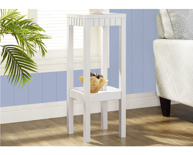 ACCENT TABLE - 32H / WHITE
