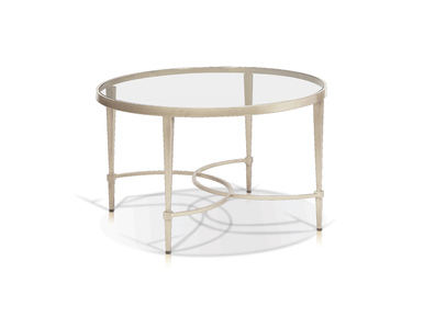 SHT518 MITZI RND COSMOPOLITAN COFFEE TABLE
