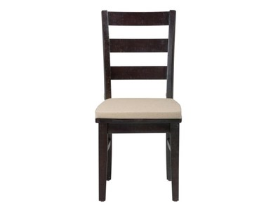 THREE RUNG LADDERBACK CHAIR (2/CTN)