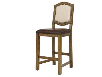 AMERICAN ATTITUDE  UPH BLK GATHERING SIDE CHAIR 2/CTN
