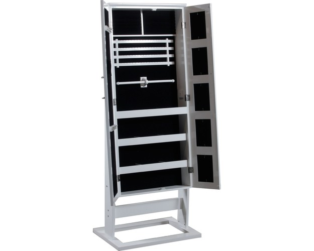 CHEVAL PHOTO ARMOIRE - WHITE