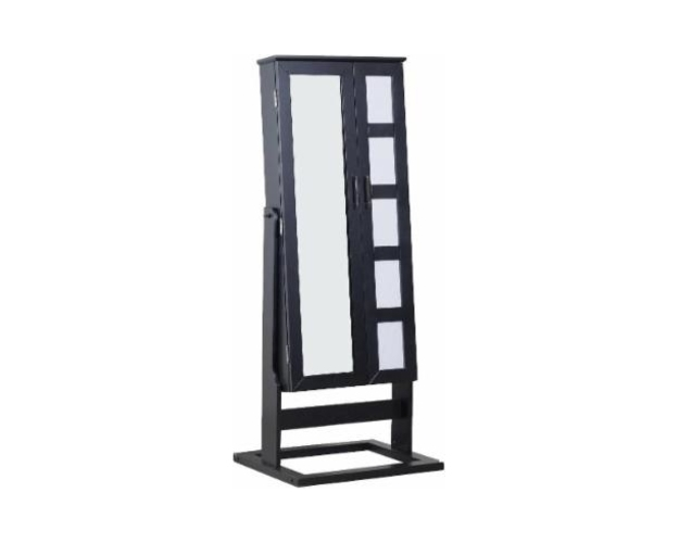 CHEVAL PHOTO ARMOIRE - BLACK