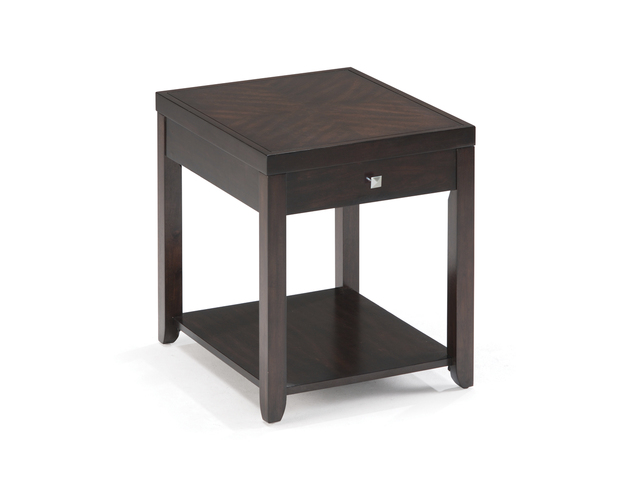 Rect End Table T1423 - Scarborough