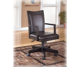 HOME OFFICE SWIVEL DESK CHAIR CARLYLE SIGNATURE