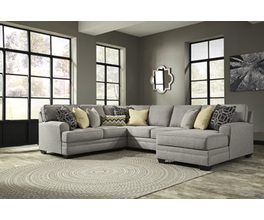 ARMLESS LOVESEAT CRESSON SIGNATURE