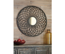 ACCENT MIRROR DUNSTAN SIGNATURE