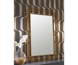 ACCENT MIRROR TRACEY SIGNATURE