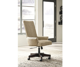 UPH SWIVEL DESK CHAIR BALDRIDGE SIGNATURE