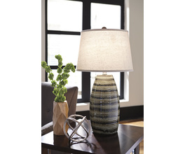 CERAMIC TABLE LAMP (1/CN) DARLON SIGNATURE