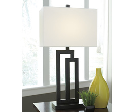 METAL TABLE LAMP (2/CN) DARNELL SIGNATURE