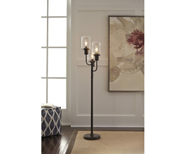 METAL FLOOR LAMP (1/CN) JAAK SIGNATURE