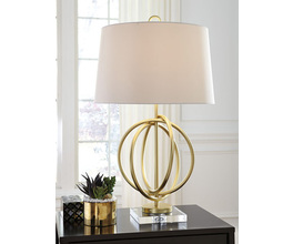 METAL TABLE LAMP (1/CN) AXI SIGNATURE