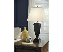 POLY TABLE LAMP (2/CN) AMERIGIN SIGNATURE