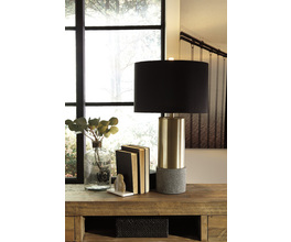 METAL TABLE LAMP (2/CN) JACEK SIGNATURE