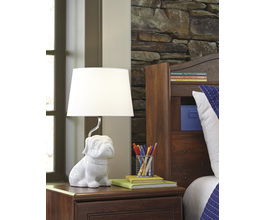 CERAMIC TABLE LAMP (1/CN) AVEL SIGNATURE