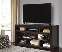 LG TV STAND W/FRPL/AUDIO OPT ROGNESS SIGNATURE