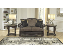 LOVESEAT WINNSBORO DURABLEND SIGNATURE