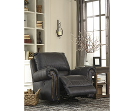 POWER ROCKER RECLINER MILHAVEN SIGNATURE