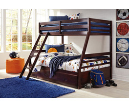 TWIN/FULL BUNK BED PANELS HALANTON SIGNATURE