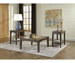 OCCASIONAL TABLE SET (3/CN) CRONNILY SIGNATURE